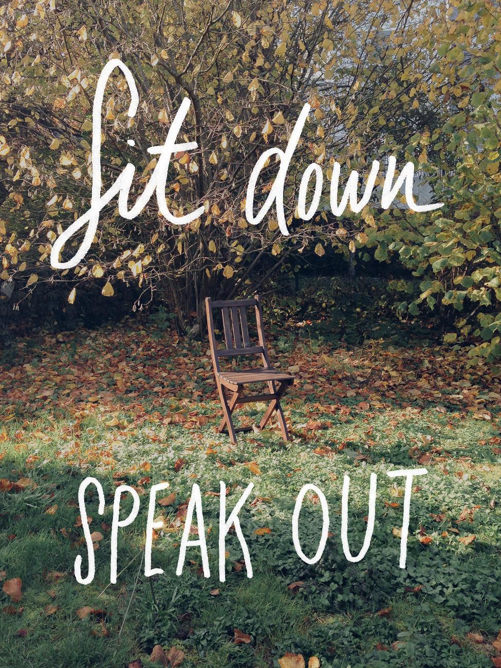 sitdownspeakout