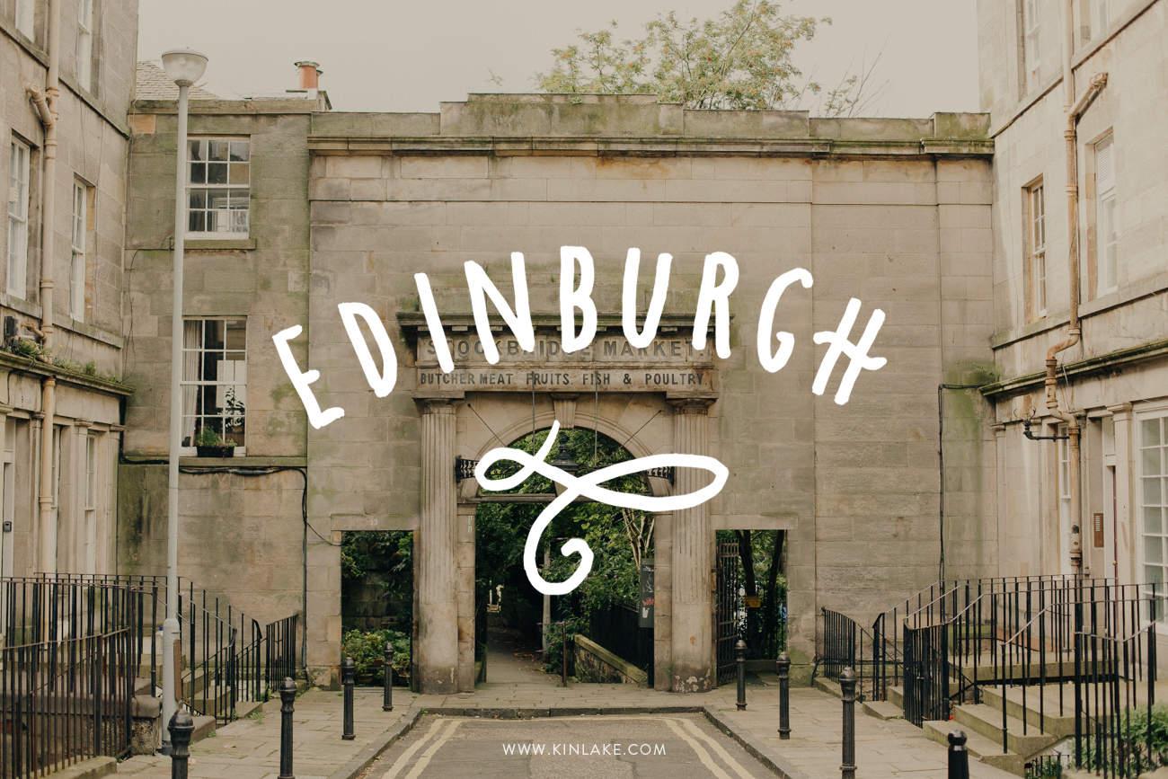 Kinlake-Edinburgh