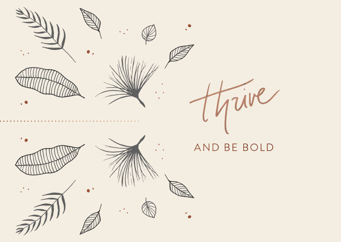 thrive-and-be-bold-kinlake-cover